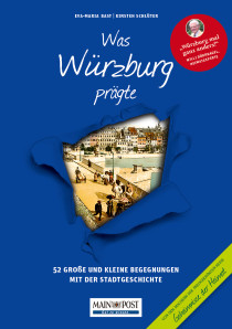 Würzburg Cover Sticker Front